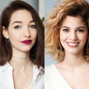 Hanna und Luise