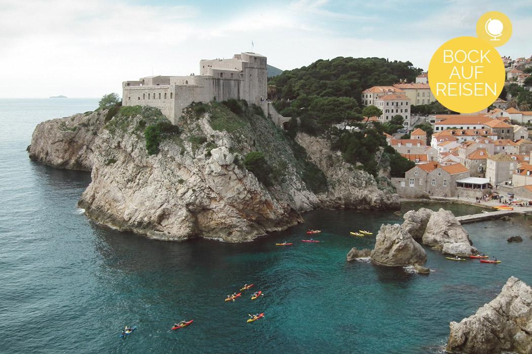 Dubrovnik Von Mittelmeer Stranden Und Game Of Thrones Kulissen