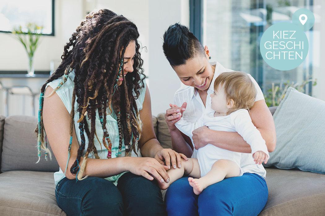 Mütter ersten lesbischen Sex
