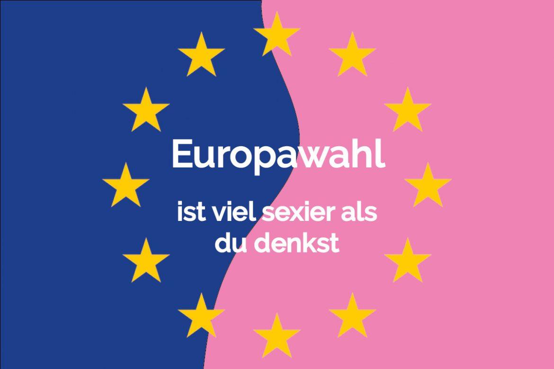 Warum ich bei den EU-Wahlen wählen gehe?
