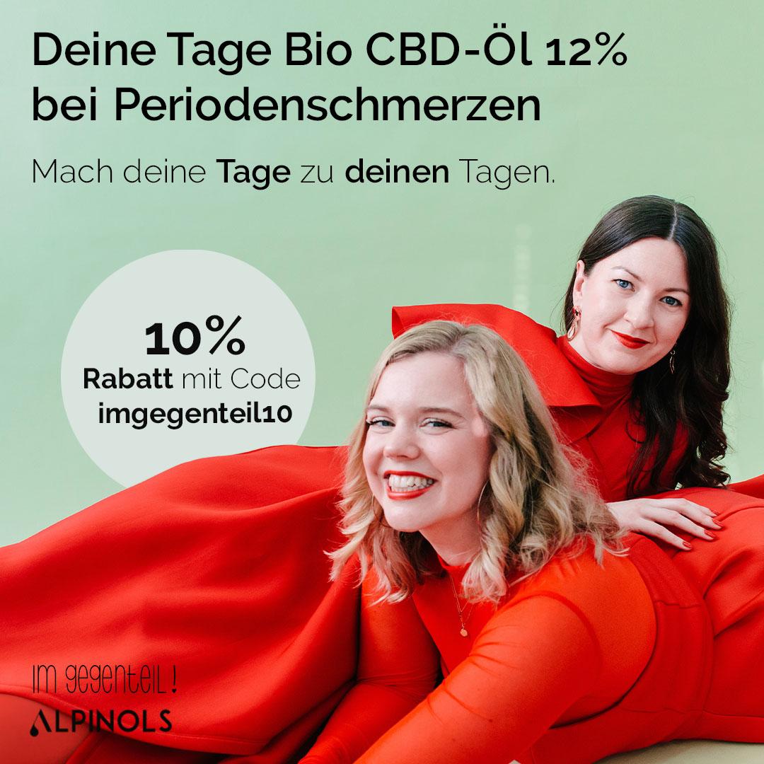 DEINE TAGE Bio CBD-Öl